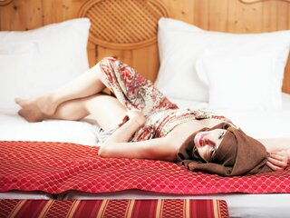 ArabianYasmina amateur video recorded